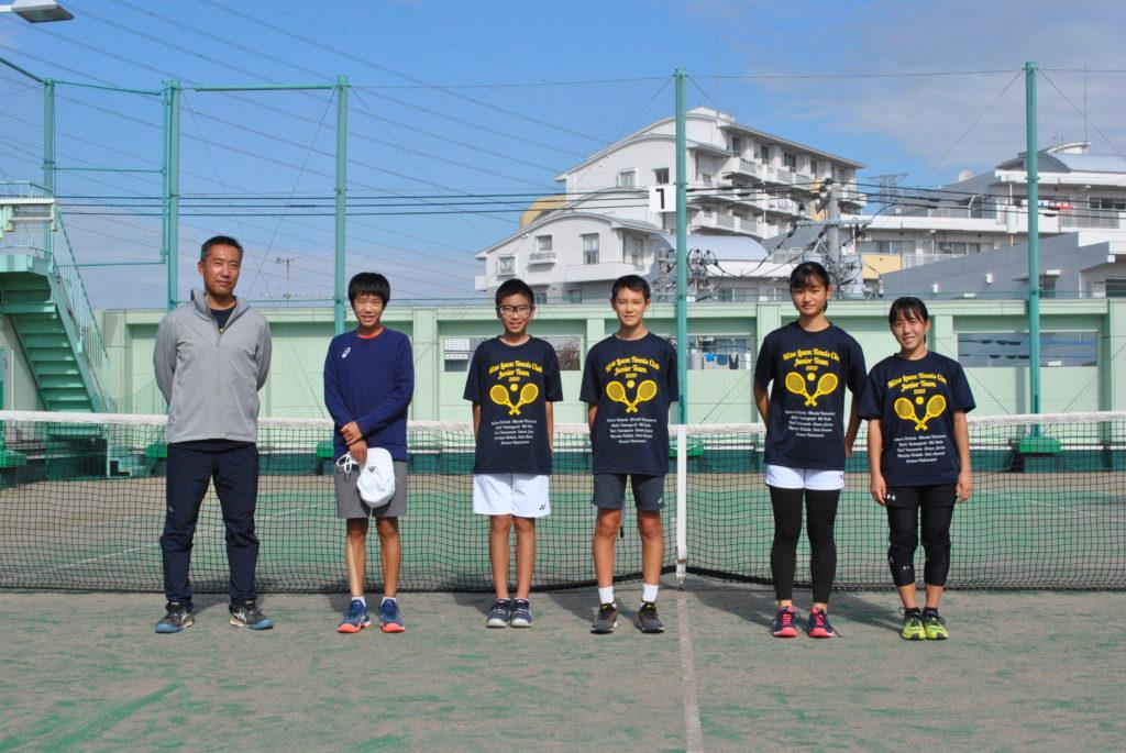 新座ローンテニスクラブ